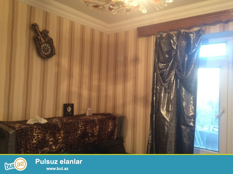Очень  срочно ! В близи метро Нариманов  сдаётся   в аренду на долгий срок   2-х комнатная  квартира нового строения  4/5 ...