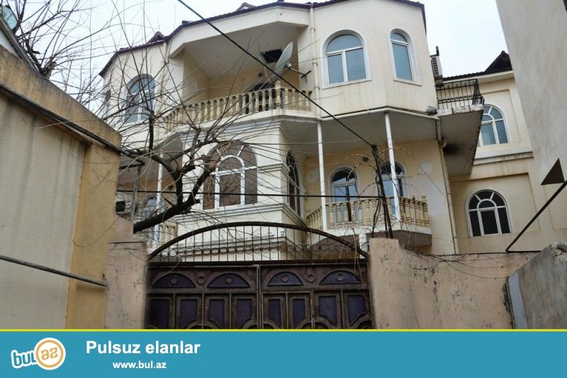 Nərmanov Rayonu Kral Hüseyin küçəsi Kohne Samsunqun yaxinliginda 3 mertebeli Villa İcarəyə Verilir...
