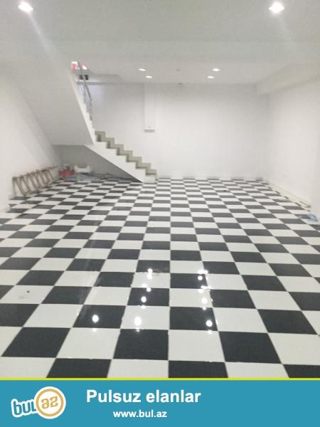 Cдается 3-х этажный объект в новостройке около метро Хатаи...