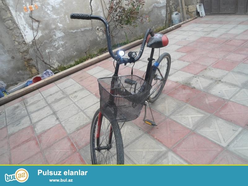 Tecili velosiped satiram.Qiymet ile razilasmaq olar.