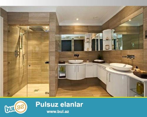 """""""Şüşə duş kabinləri istənilən ölçüdə və istənilən dizaynda istehsal edirik..."""