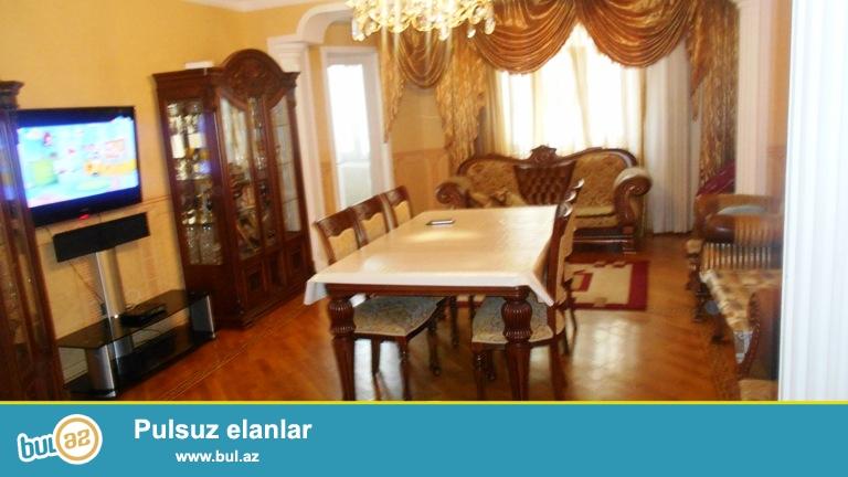 Новостройка! Продается 3-х комнатная квартира в центре города,по проспекту Азадлыг, за Насиминским Полицейским Управлением...