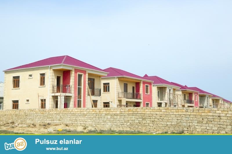 Mərdəkan yolunda villa tipli yaşayış evləri 1kv - 620 Azn-dən təklif olunur...