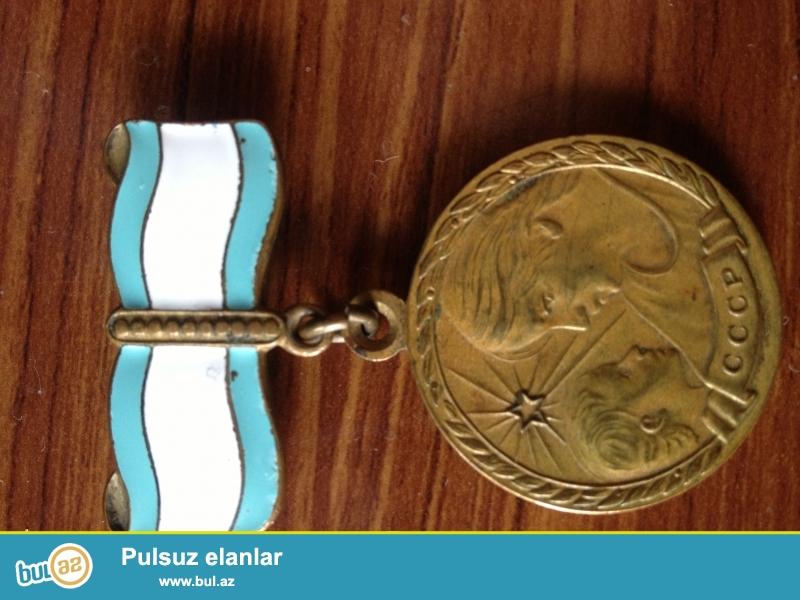 Qedimi medal