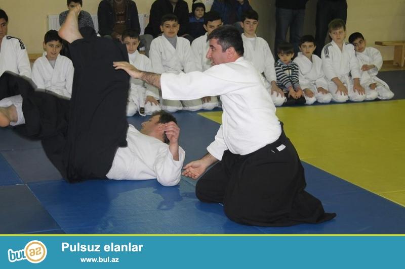 Sumqayıt Aikido Mərkəzi, Aikido - özünü müdafiə döyüş növünə tələbə qəbulu elan edir...
