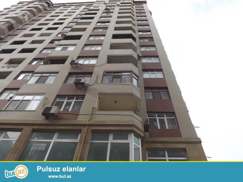"""Новостройка! Cдается 2-х комнатная квартира в центре города,по проспекту Азадлыг, рядом с """"Оlimpik Star""""..."""