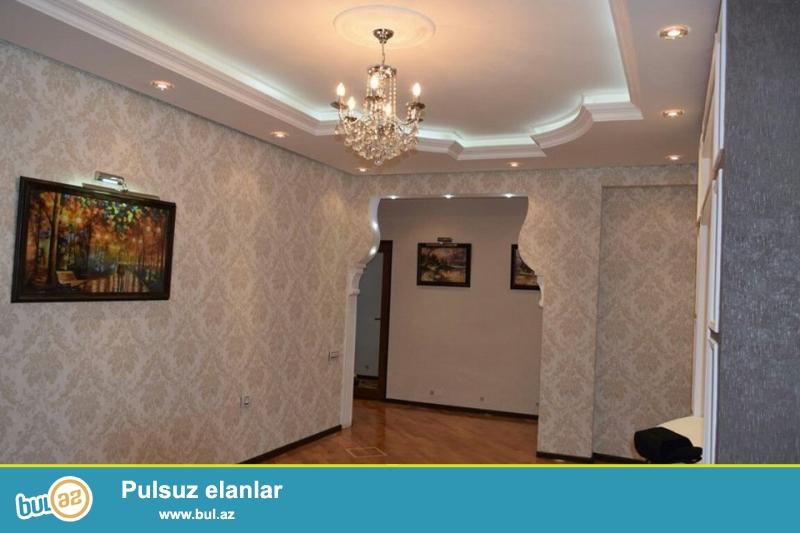 Təcili Yeni Yasamalda Bizim marketin və Albali uşaq baxcasinin yaxınlıqında 12 /9 mərtəbəsi 110 kvm sahəsi olan 3 otaqlı mənzil satılır...