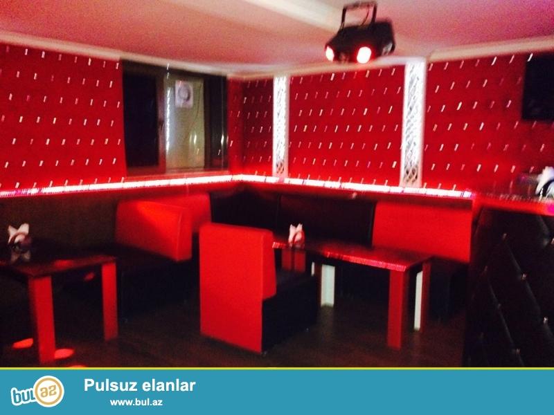 Ekskluziv!!!Nesimi rayonu Azadliq prospektinde 60 kvm hazir karaoke klub arendaya verilir...