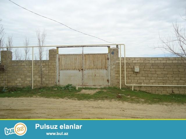 ELNUR-  Sabunçu rayonu, Balaxanı qəsəbəsi Fazenda yaşayış massivində 12 sot torpaq sahəsində ferma satılır...