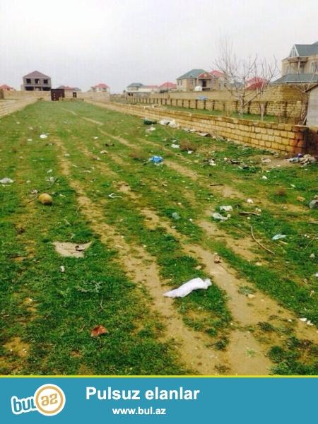 Abweron Rayonu ,Novxani Qesebesinde Yerlewen Bu Topraq (sotu 6...