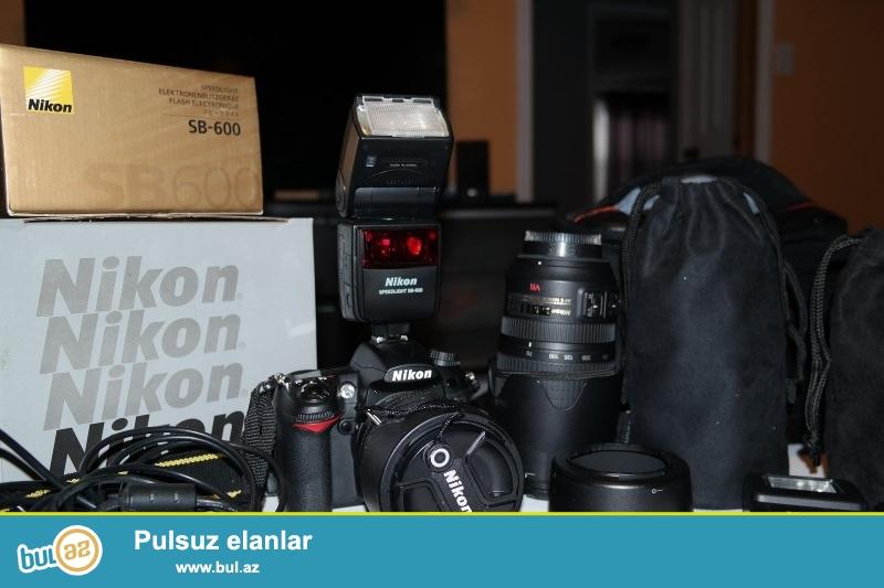 Nikon D7000 SLR Digital Camera<br /> <br /> Xoşbəxt müştərilərin xoşbəxt cəmiyyət edir...