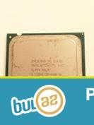 Prosessor Intel E4600 core 2 duo sla99 2.4GHZ/2M/8<br /> <br /> Isleyir yaxhsi prosessordur