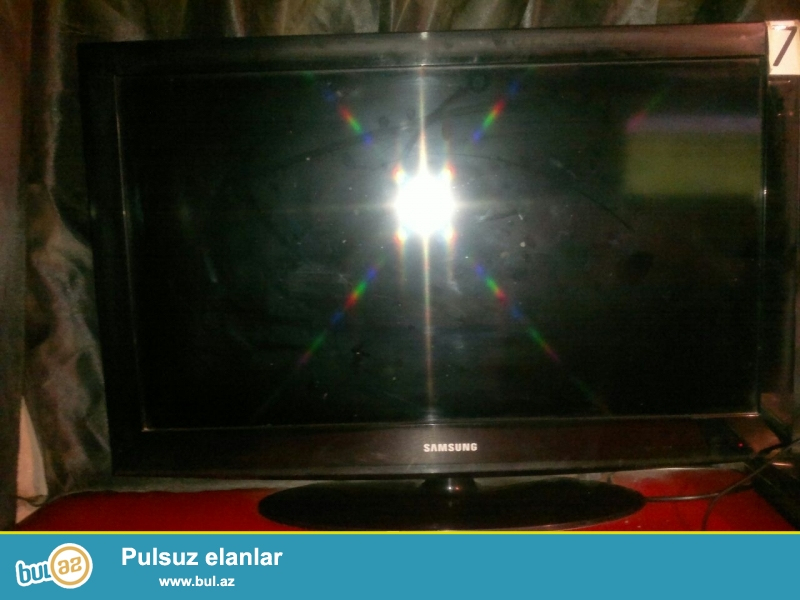 Ela veziyyetde 82 ekran Sumsung TV