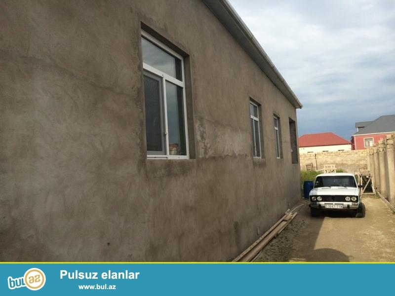 Для очень солидных клиентов ! В поселке  Мардакан , не далеко от новой дороги за Макаронкой , продается 1-этажный, площадью 120 кв...