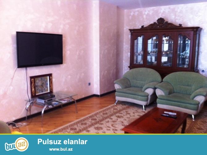 Новостройка! Продается 4-х комнатная квартира в центре города,в Ясамальском районе, рядом с Каспиан Плазой...
