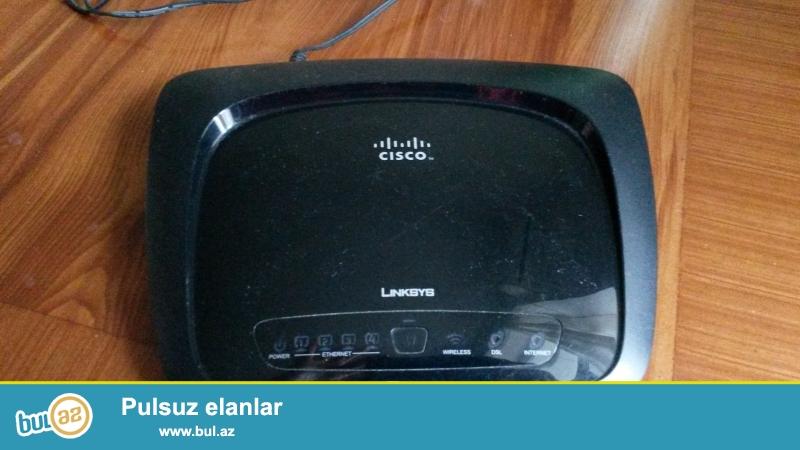 LINKSYS markali modem