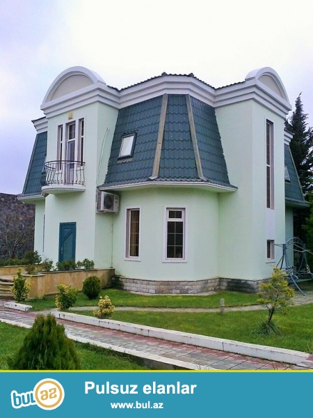 Срочно! Продается  2-х этажный , 4-х комнатный частный дом в посёлке  Новханы  , рядом с Президентской резиденцией ...