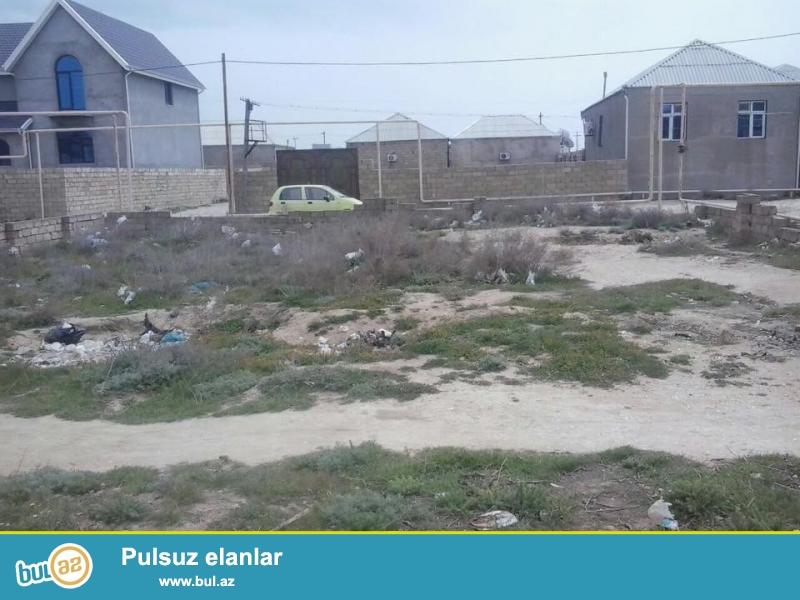»Baki seheri suraxni rayonu qum adasinda 4 sot torpaq sahesi satilir 1 Sotu 8000 Azn real aliciya asagi yeri var...