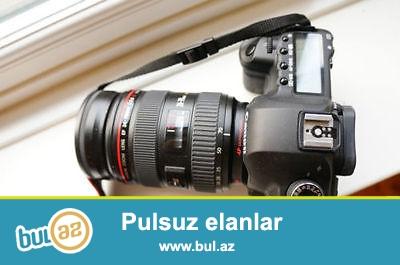 Canon EOS 5D Mark II 21.1 MP Digital SLR Camera - Qara<br /> <br /> ((Əlaqə məlumatı)<br /> <br /> https://www...