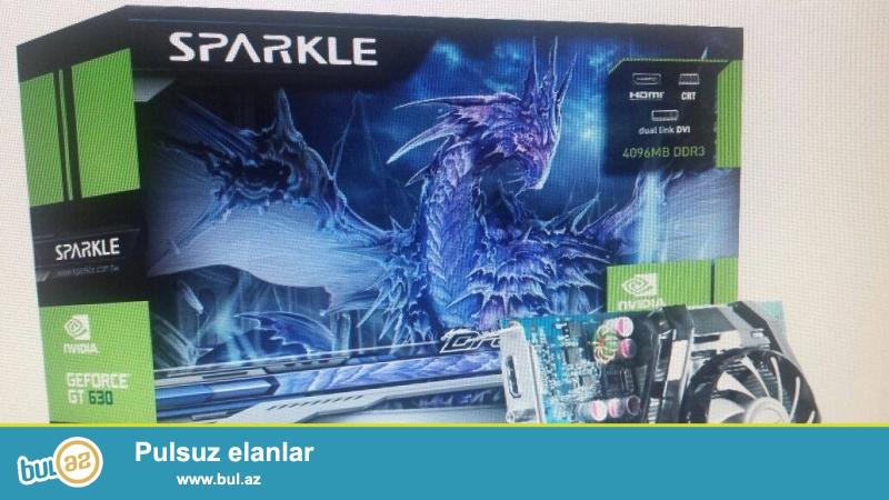 Video kart 4096mb 128bit Nvidia gt 630
