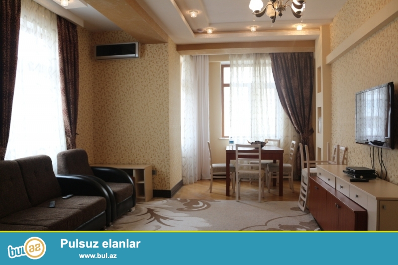 Yasamal Rayonu 6-ci paralelni Casbian Plazaya yaxin 16/10 Ümumi sahəsi 90 Kv...