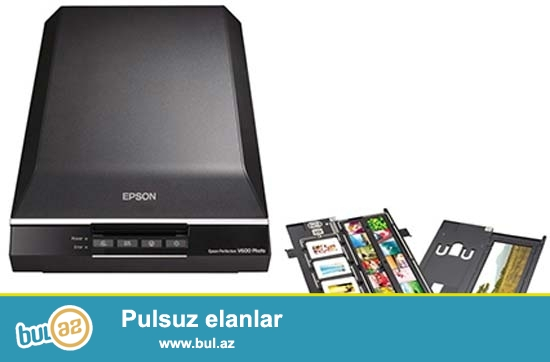 Profesional skaner: Epson Perfection V600<br />
