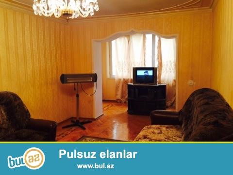 Cдается 3-х комнатная квартира в центре города, по проспекту Строителей,рядом со Статистикой...