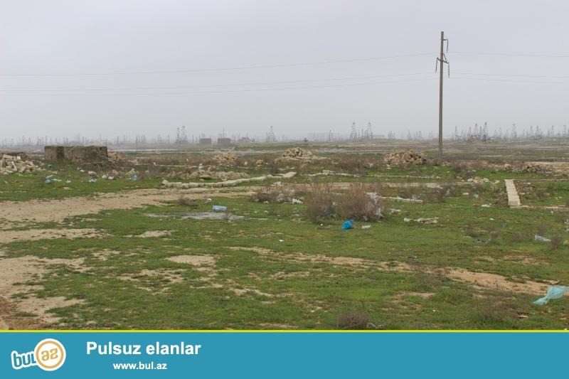 ASIF Sabunçu rayonu, Zabrat 1 qəsəbəsi Dəmir yolu yaxınlığında, 307 saylı orta məkətəbdən 1 km məsafədə 8  sot torpaq sahəsi satılır...