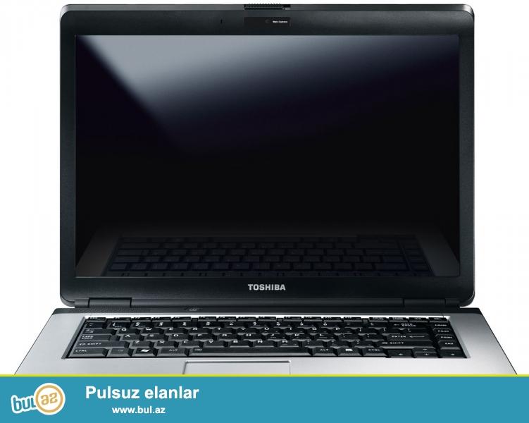 Toshiba-L300<br /> Pro:Intel<br /> Ram:3GB<br /> Hdd:320GB<br /> Vga:Intel<br /> Screen:15...