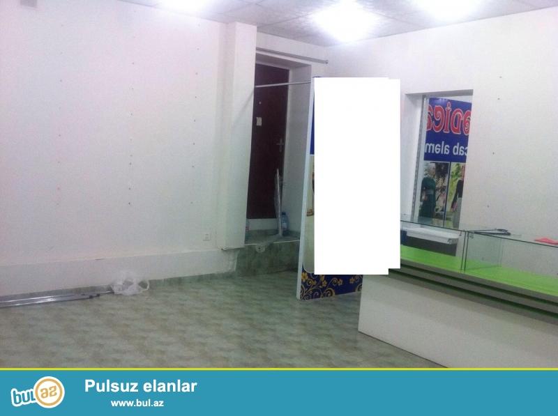 Cдается пустое помещение в центре города, около метро Нариманова...