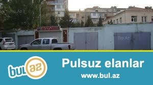 Lider TV-nin yanında yola yaxın 30 kv daş qaraj (obyekt kimi) kirayə verilir...