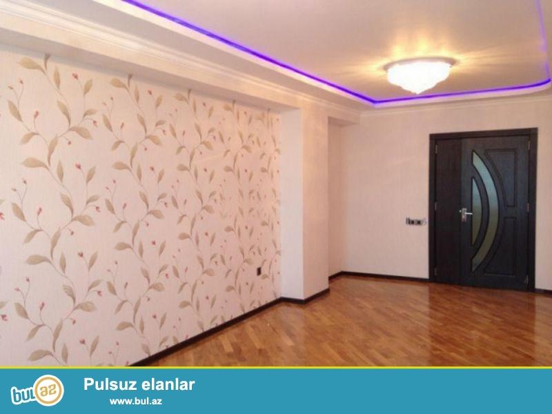 Montin qəs. küc.Ə.Əliyev8 də 20/17 mərtəbəsində 136 m2 sahəsi olan 3otaqli mənzil satilir...