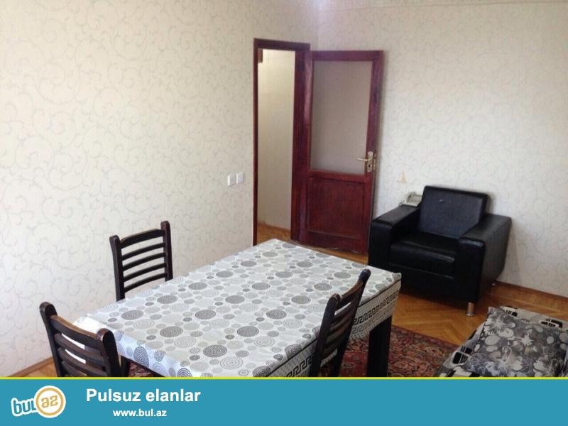 Cдается 2-х комнатная квартира в центре города, в центре города, около метро Ичеришехер...