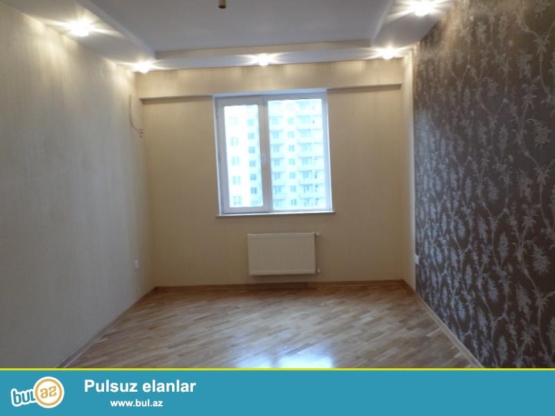 9-cu mkr-da 9 mərtəbəli leninqrad proekti binada əla təmirli 3 otaqlı ev satılır...