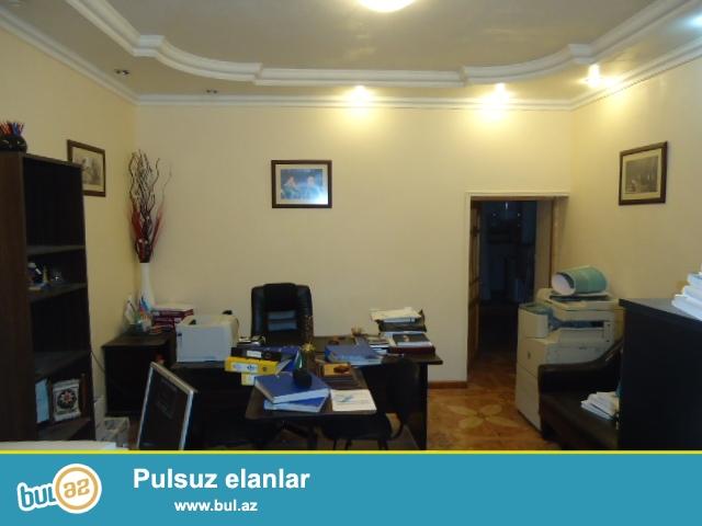 Yasamal rayonu I.Qutkawenli kucesinde 5 mertebeli binanin 1-ci mertebesinde 1 otaqdan 2 otaga duzelme ofis icareye verilir...