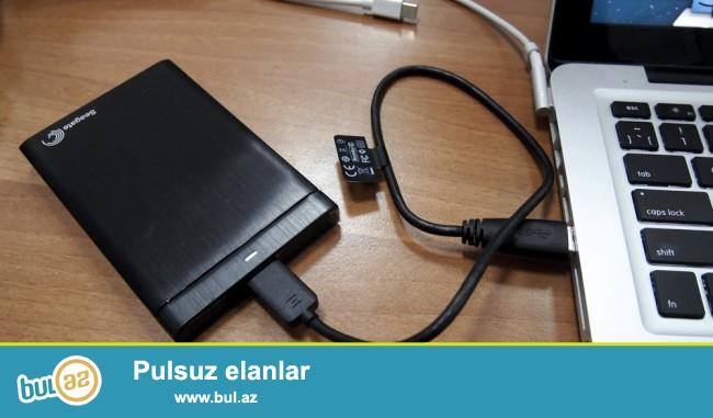 Segate BacLYUBOY ANDROID TELEFONA DEYISIREM<br /> Segate Backup Plus HDD yaddas 1TB...