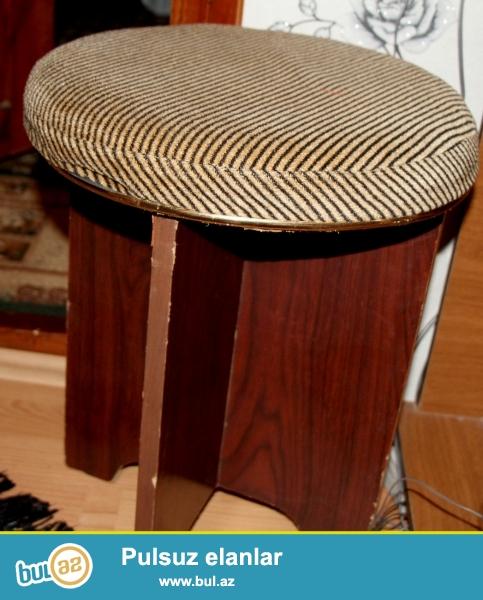 Malayziya istehsalı olan yumşaq oturacaq. Pianına önündə və yaxud termo önündə istifadə üçün əlverişlidir...