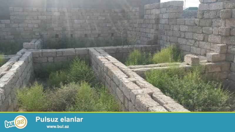 Ramanada yarımcıq tikili satılır. 3 otaq, koridor, mətbəx, hamam, ayaqyolu evin icində...