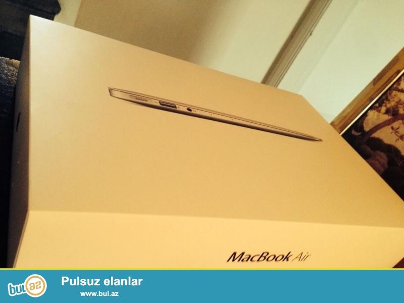Apple Macbook Air 13.3 / 1.4GHz / 4GB / 256 GB Flash Storage<br /> <br /> PROMO TƏKLİF :: 2 GET 1 PULSUZ ALIN<br /> <br /> (Əlaqə məlumatı)<br /> <br /> https://www...