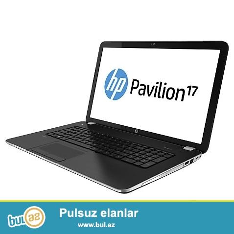 HP Pavilion 17-e012sr.  AMD A10 4600, 8gb ram . 1vga, Ekran 17...