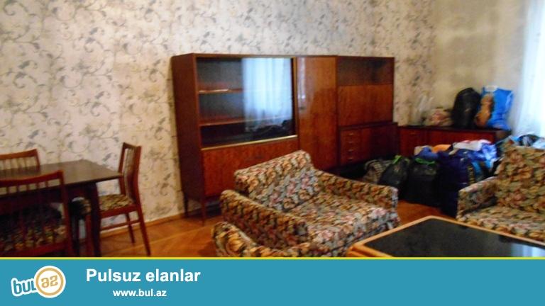 Cдается 2-х комнатная квартира в центре города,в Нариманвском районе, рядом с 8-ой поликлиникой...
