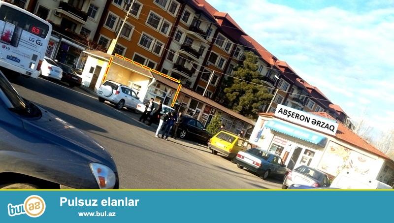 6-cı mkr, Nəsimi metrosu çıxışı yaxınlığında işlək ticarət obyekti satılır...