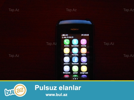 Nokia asha 305 normaldan asagi veziyyetde. Formata ehtiyac var...