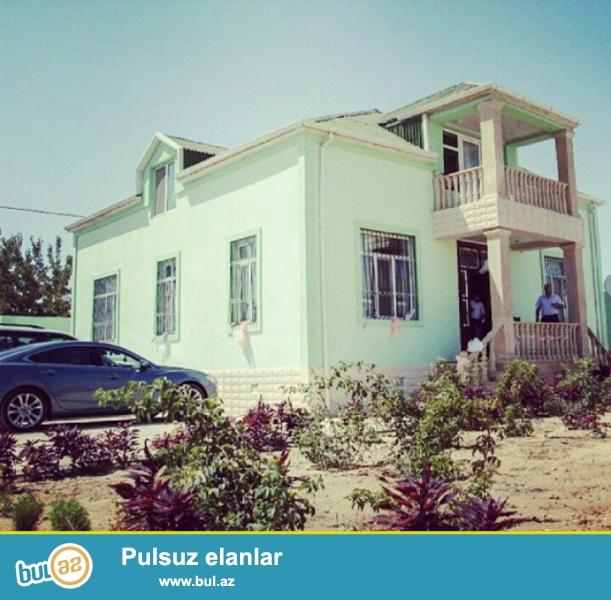 sabuncu rayonu masdaga qesebesin baglarda 12 sot icerisinde bag evi satilir 220 kv iki mertebeden ibaretdi ikinci mertebe manstdi ...
