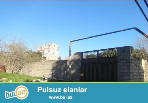 Baki seheri Nizami rayonu B.Cobanzade kucesi,Xemse shadliq evinin yaxinliginda 9 sot torpaq sahesini satiram...