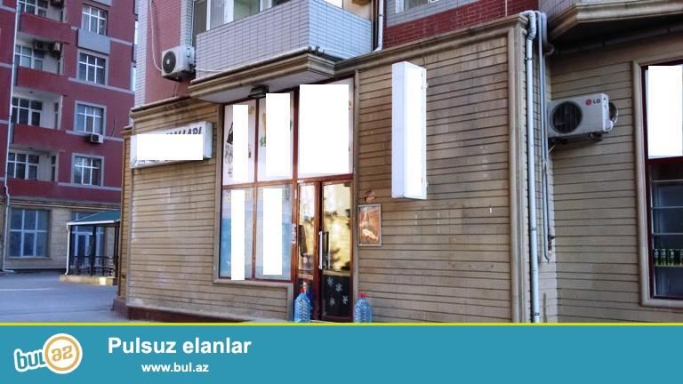 Сдается объект под новостройкой,в центре города, около метро Хатаи,за Больницей Нефтяников...