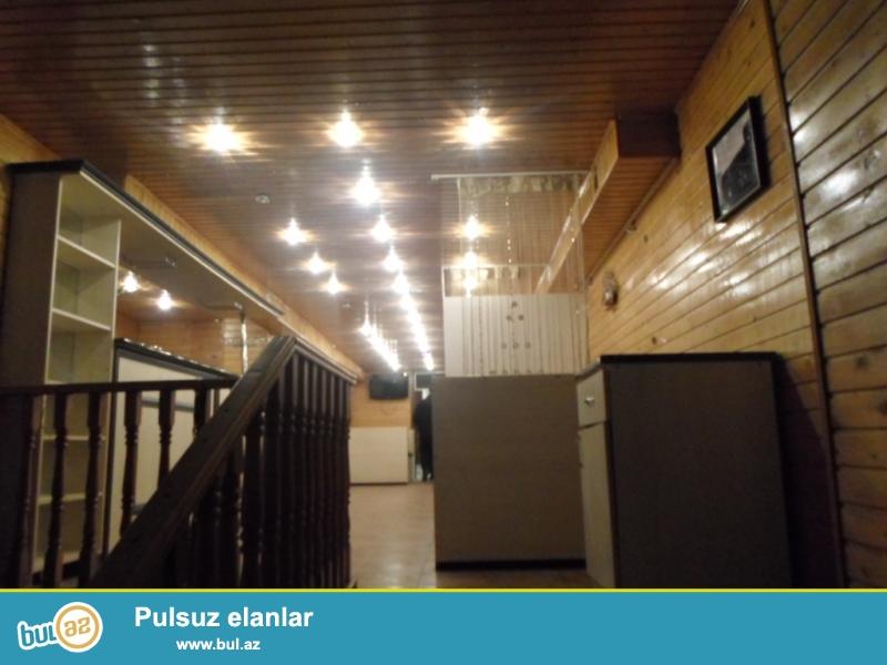Xetai rayonu,Ehmedli metrosunun cixiwinda adamlarin gediw geliwli yerde yerlewen supertemirli 130 kv metr PUB-KAFE butun avadanliqlari ile birlikde 3000 azn kiraye verilir...