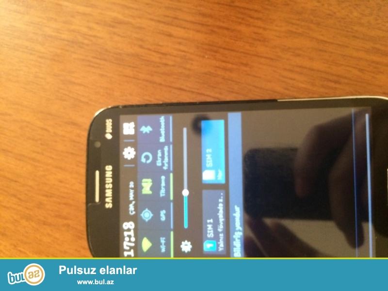 Galaxy Grand Duos satilir. Telefonla birlikde nausnik ve adapter verilir...