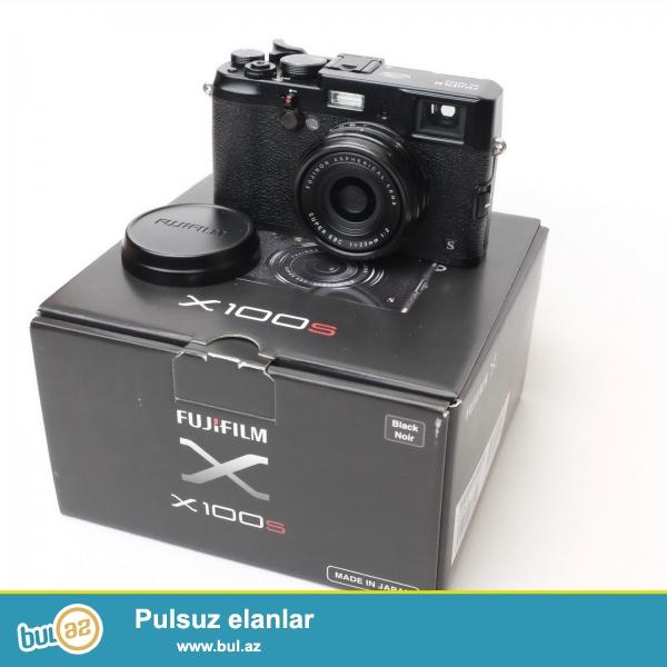 Fujifilm X100S 16.3 MP Digital Camera<br /> <br /> Xoşbəxt müştərilərin xoşbəxt cəmiyyət edir...