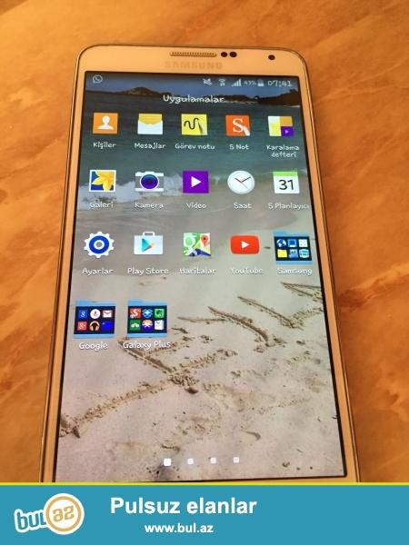 Samsung Note 3 tecili satilir.<br /> Bütün Funksiyaları işleyir...